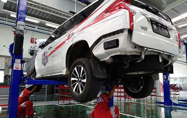 Perkuat Eksistensi Kendaraan Penumpang, Mitsubishi Tambah Dealer di Medan