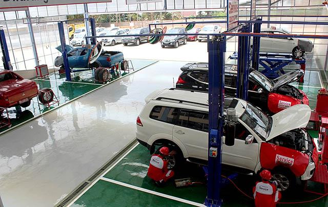MMKSI Resmikan Dealer Kendaraan Penumpang ke-93 di Bengkulu