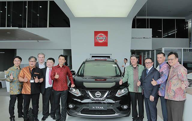 Nissan Resmikan Dealer Pertama Berkonsep Baru di Indonesia