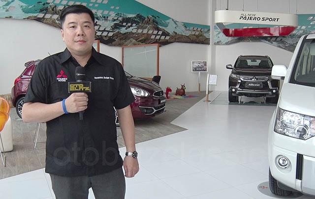 Dealer Mobil Penumpang Mitsubishi ke-81 Resmi Dibuka