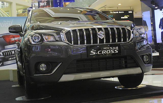 Ini Beberapa Pembaruan & Harga Suzuki SX4 S-Cross Facelift