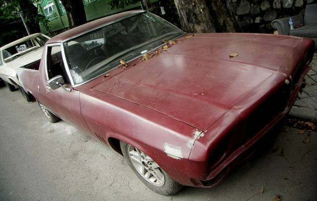 Dezan Motor, Spesialis Body Repair Holden