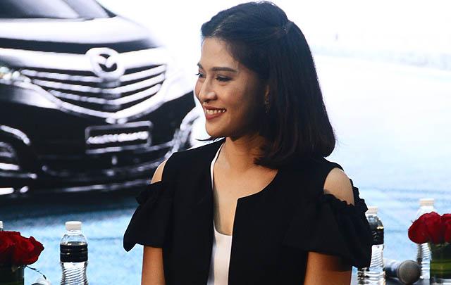 Dian Sastro Berbagi Kiat Mobil Keluarga Idaman di 'Mazda Power Drive'