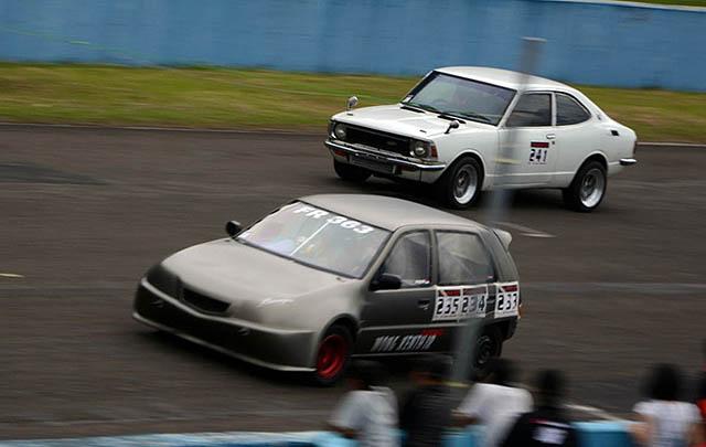 Sentul Drag Race 2017 Seri Perdana, Rendy Riupassa Juara Kelas FFA
