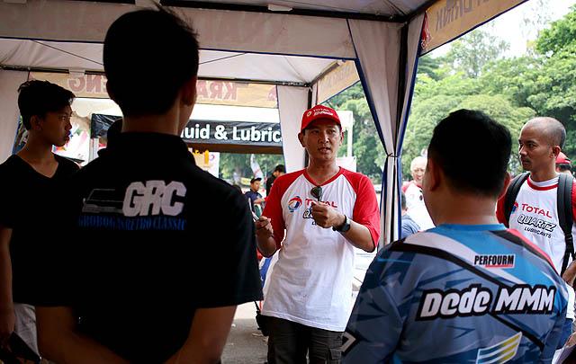 Puluhan Drifter Muda Ikuti Drift Camp IDC di Solo