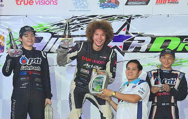 Drifter Thailand Juarai Ajang All Star Drift Championship 2016