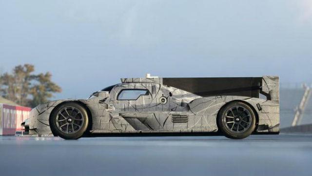 All-New DPi-V.R: Mobil Balap Anyar dari Cadillac