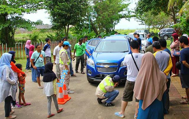 Chevrolet Ajak Keluarga Ericsson Customer Support Peduli Keselamatan Berkendara