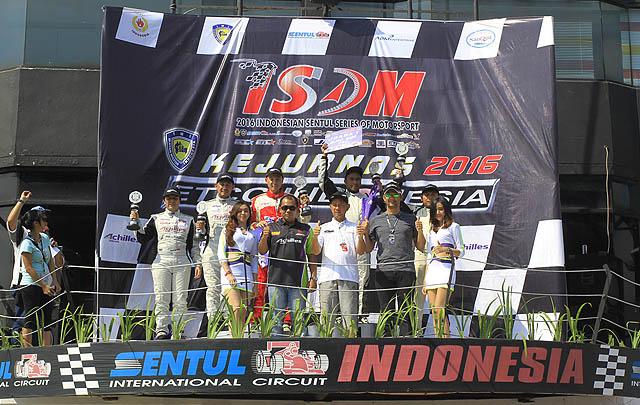 Absen ETCC Seri 4, Ahmad Sadewa Masih Yakin Raih Juara Umum