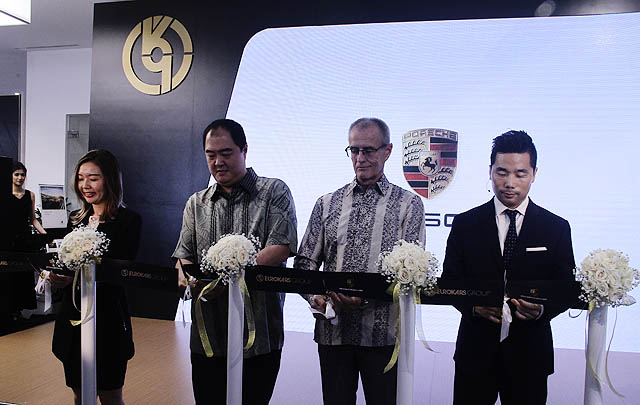 Eurokars Group Indonesia Resmikan Kantor Pusat Terpadu
