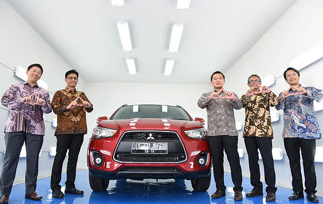 MMKSI Resmikan Fasilitas Berstandar Mitsubishi Pertama di Indonesia Timur