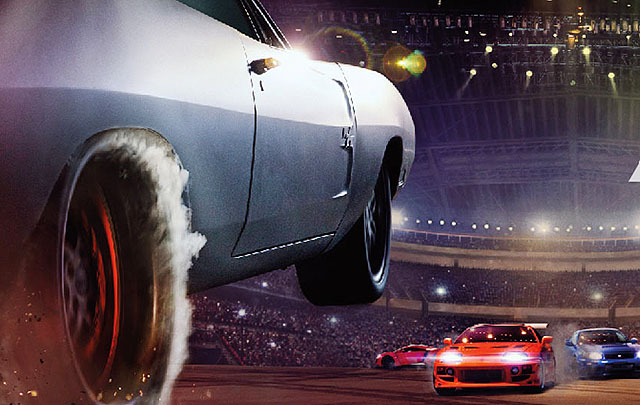 Mitsubishi Dukung Tour Global 'Fast & Furious Live'