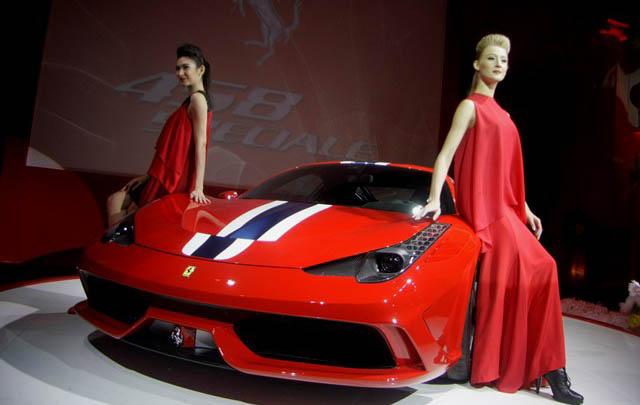 Ferrari 458 Speciale Siap Mengaspal di Indonesia