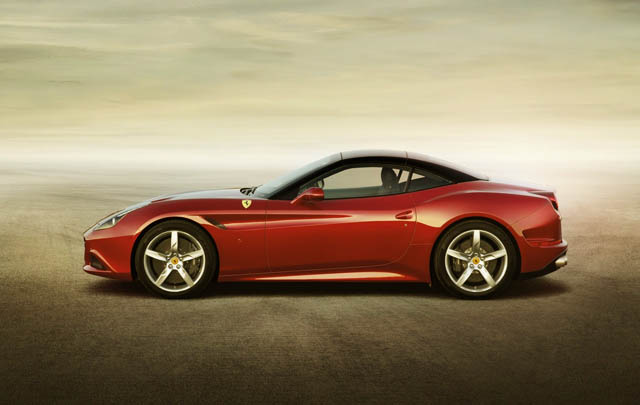 Ferrari California T Siap Debut di Geneva