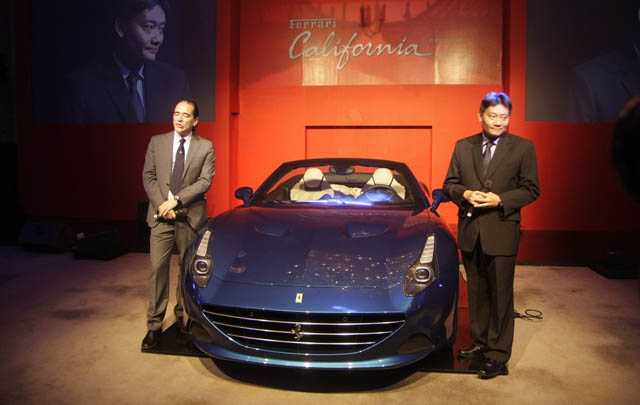 Ferrari California T Resmi Meluncur di Indonesia