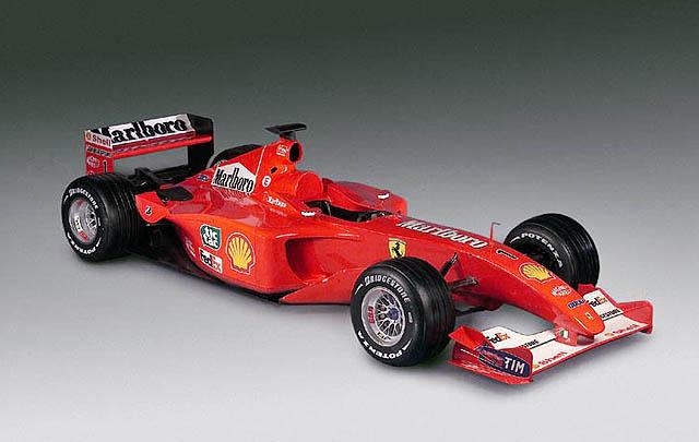 Wow, Mobil F1 Eks Michael Schumacher Laku Dilelang Rp 101 Miliar!