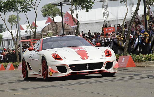 Dari Ajang 'Ferrari Festival of Speed' di BSD City