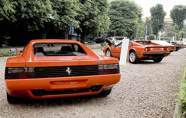 Ferrari Jakarta Dinominasikan Jadi 'Ferrari Classiche Officina'