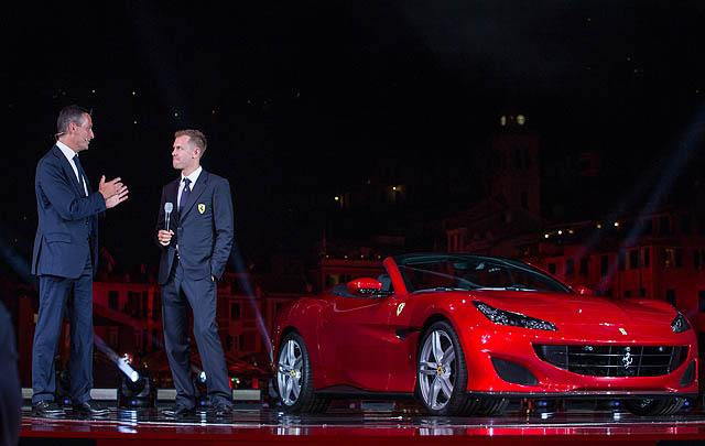 Ferrari Portofino Mulai Debut Publik Perdana di Italia
