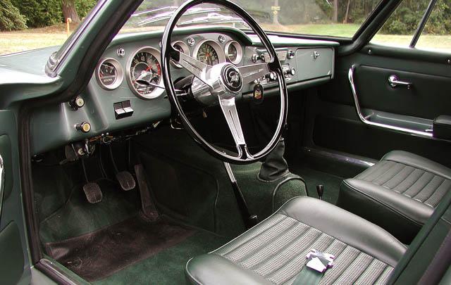 Klasik dan Langka: Fiat 1500 GT Coupe 1962
