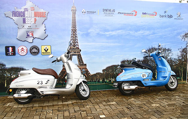 Saturday French Automobile Meet-up 2017 Sukses Dihelat