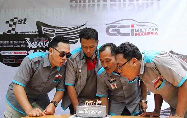 Makin 'Guyub', GCI Bordep & Jakarta Gelar Perayaan Anniversary Bareng