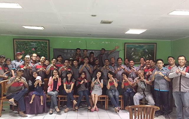 Deklarasi GCI Chapter Jakarta Berlangsung Meriah