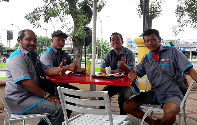 Awali 2017, GCI Resmikan Chapter Jawa Timur
