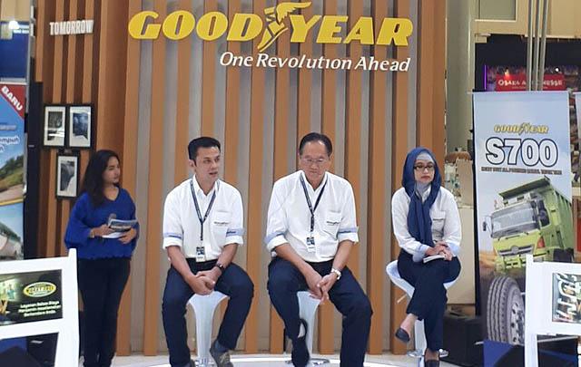 100 Tahun di Indonesia, Goodyear Kuatkan Komitmen Lewat GIIAS 2017