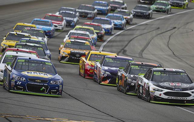 Goodyear Lanjutkan Enam Dekade Kolaborasi dengan NASCAR USA