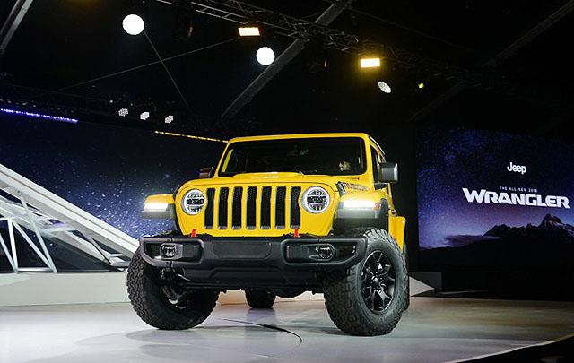 Goodyear Wrangler AT Adventure Jadi Ban Resmi Jeep Wrangler 2018