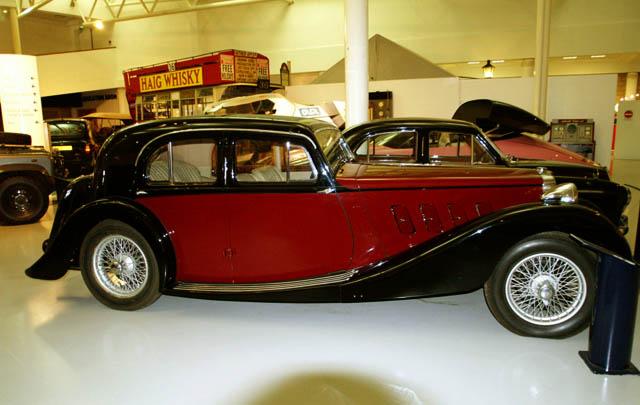 Heritage Motor Centre, Tampilkan Sejarah Industri Mobil di Inggris