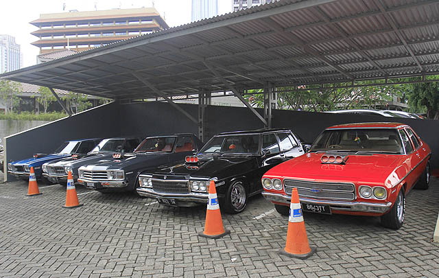 Serunya 'Holden Meet Up' & Perayaan HUT ke-16 Holden Indonesia