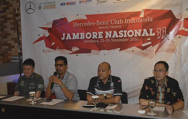 Highlights dari Jamnas Volkswagen Indonesia ke-48