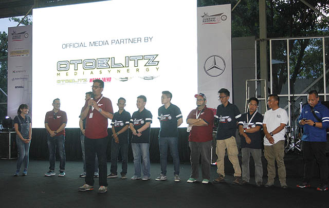 Highlights dari Jamnas MB Club INA ke-11