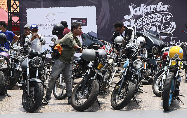 Highlights dari Jakarta Custom Culture 2017