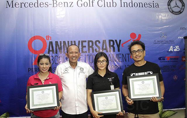 Highlights dari '9th Anniversary MBGCI Golf Tournament'