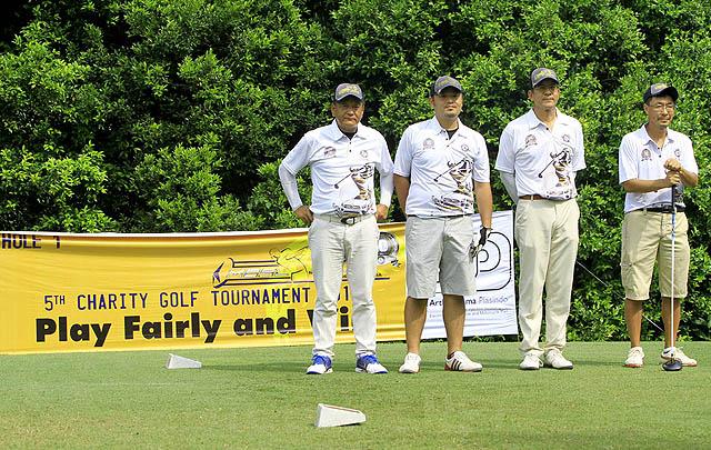 Highlights dari 'MBSL 5th Golf Charity Tournament'