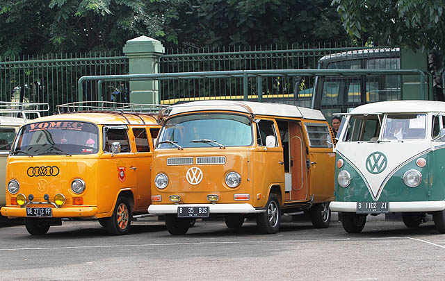 Highlights dari Acara Pengukuhan Pengurus Baru VW Indonesia