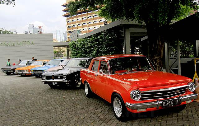 Peringati HUT ke-16, Holden Indonesia Gelar 'Holden Meet Up'