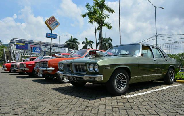 Holden Bermesin V8, Tinggal Sekitar 15 Unit di Jakarta!
