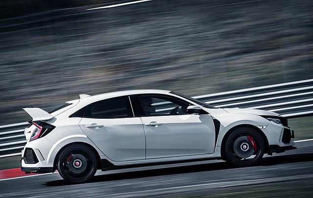 Ada yang Berani Bikin Decal Honda Civic Type R?