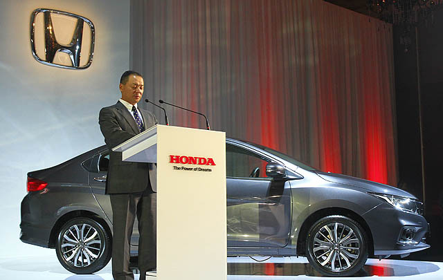 Honda Prospect Motor Punya Presdir Baru