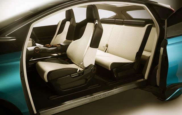 Honda Vision XS-1 Concept Tampil di Delhi Auto Expo 2014
