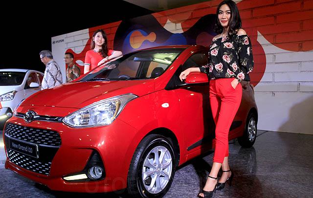 Gelar Halal Bihalal, Hyundai Indonesia Perkenalkan Grand i10 Terbaru