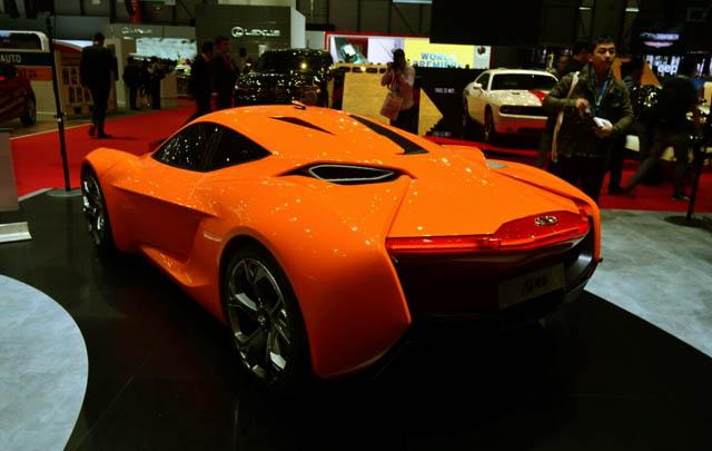Hyundai PassoCorto Concept Tampil di Geneva