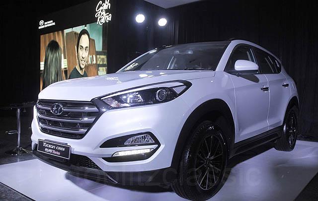 Punya Gedung Baru, Hyundai Indonesia Hadirkan All New Tucson