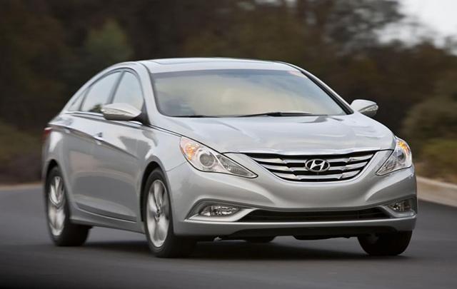 Recall Hyundai Sonata di Amerika, Hyundai Indonesia Tanggapi Santai