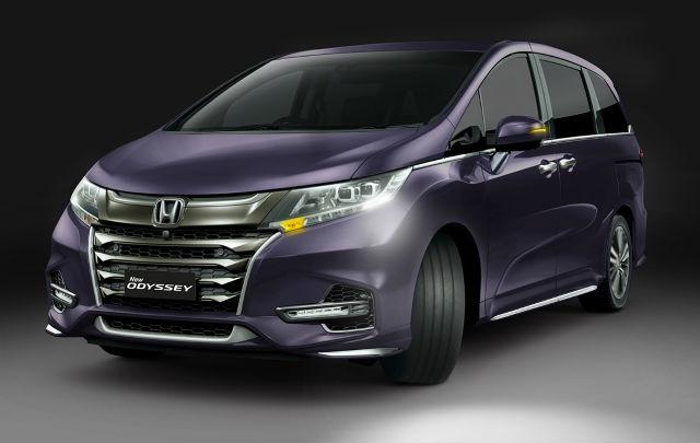 New Honda Odyssey: Tawarkan Kenyamanan Premium dan Performa Dinamis