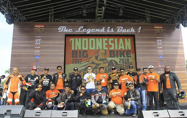 'The Legend is Back', Kembalinya Ajang Drag Race Big Bike di Indonesia